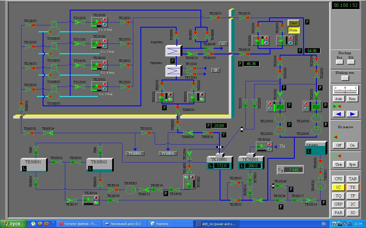 Симулятор реактора скачать